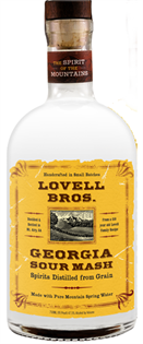Lovell Bros. Georgia Sour Mash 750ml